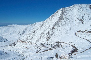 Parque de Nieve Aconcagua