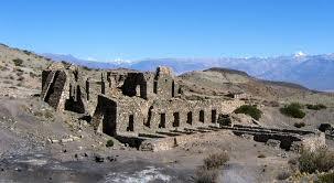 Ruinas de Paramillos