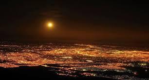 Mendoza mágica desde del Cerro Arco