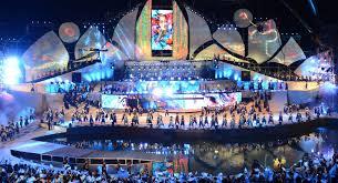 Espectacular Fiesta Nacional de la Vendimia 2016