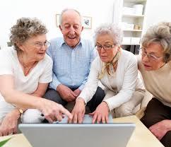 Internet recibe a los abuelos