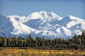 Las montañas de Mendoza, donde todo es posible